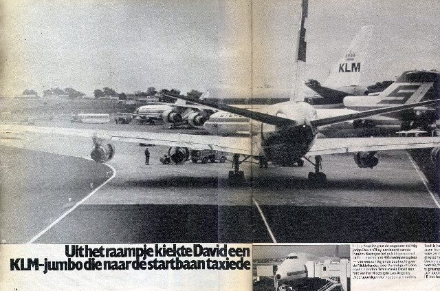 Tenerife Airport Disaster 40 Years Later - Never Wait for the Fire Truck